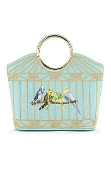 Lulu Guinness Birdcage Bag